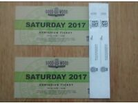 Goodwood Revival Tickets for Saturday 9th September 2017 & Child Entry Wristbands