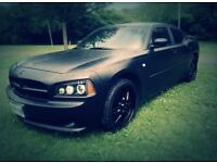 Matt Black Wrapped Dodge Charger is Looking for new owner...No Exchange - Cash Only.