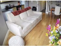 Three seater flat pack sofa, South West London, Collection Only