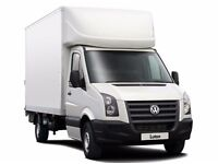 MAN AND VAN REMOVALS, HOUSE & OFFICE MOVING, IKEA PICK UP, COURIERS & DELIVERY, VAN HIRE LONDON.