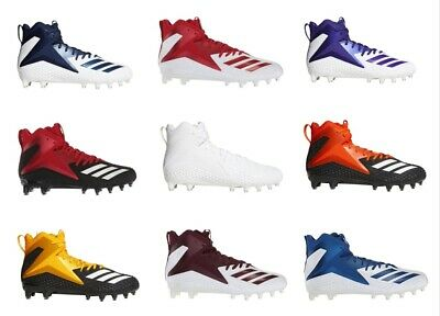 Mid Football Shoes (adidas Men's Freak X Carbon Mid Height - Football Cleats, Lacrosse, Rugby)