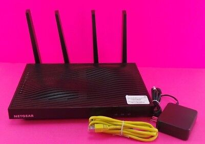 Netgear R8500 Nighthawk X8 AC5300 6-Port Gigabit Wireless AC Router #48YTa