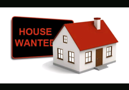 Wanted: Wanted 4 Bdrm House