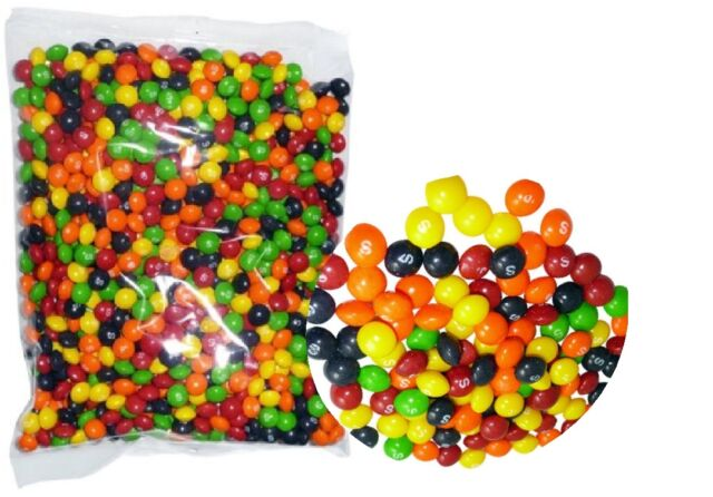 SKITTLES 1 kg Bulk Lollies  Party Favor Birthday Lolly Candy Favour Sweet Bags