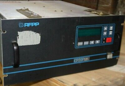 Rf Power Products Advanced Energy Rfpp Icp 20p 2000 Watt 27mhz Plasma Generator