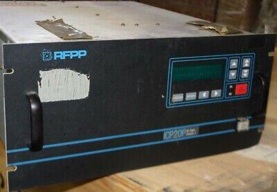 Rf Power Products Advanced Energy Rfpp Icp 20p 2000 Watt 27mhz Plasma Generator