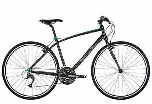 malvern star flat bar road bike, shimano 27 speeds for JUST $299 East Perth Perth City Area Preview
