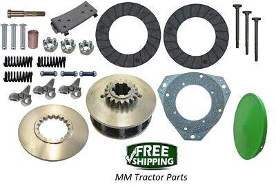 Complete Clutch Kit John Deere 520 530 Tractor - Clutch Drive Disc Rebuild Kit