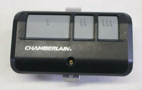 Chamberlain 953EV/EVC (3-Button) Garage Door Gate Opener Remote HBW7964