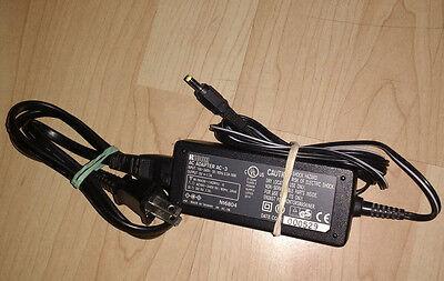 Genuine Ricoh AC Adapter  ITE Power Supply 5VDC  1.7A  Model  AC-3