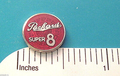 """PACKARD  SUPER  8  """"mini-pin"""" - hat pin , lapel pin , tie tac , hatpin GIFT BOXD for sale  Weimar"""