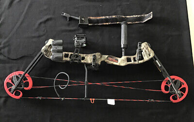 Barnett Bows Hunter Xtreme Compound Bow Mossy Oak Treestand Camo 45-60LB 26-30