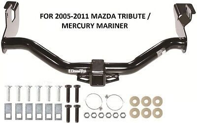 2005-2011 MAZDA TRIBUTE / MERCURY MARINER CUSTOM TRAILER TOW HITCH ALL MODELS ()