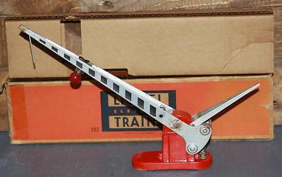 Lionel 252 O Scale Automatic Operating Crossing Gate With Box #4