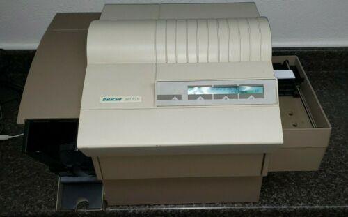 Datacard 280 Plus Card Embosser Foil Top Rear Indent Mag Encode 10x FASTER 150i