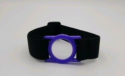 Freestyle Libre Flexible Sensor Armband Purple - 14 Day Sensor - Us Seller