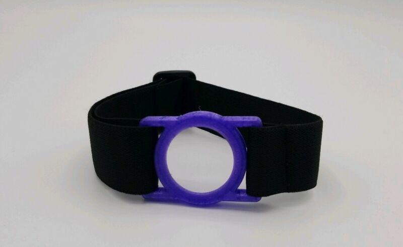 Freestyle Libre FLEXIBLE Sensor Armband (PURPLE) - 14 Day Sensor - US Seller