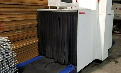 Control Screening 100100t Large Baggage Cargo Parcel X-ray Inspection Scanner