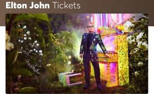 Elton John Tickets for Toronto Show