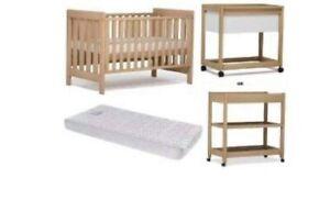 Nursery furniture set (negotiable)