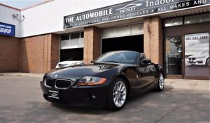 2004 BMW Z4 ROADSTER 2.5i CONVERTIBLE COUPE NO ACCIDENT