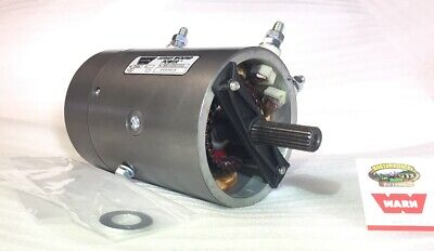 WARN 77892 Winch Motor, 12v, for XD9000, XD9000i, M8274 Winches, used for sale  Shipping to South Africa