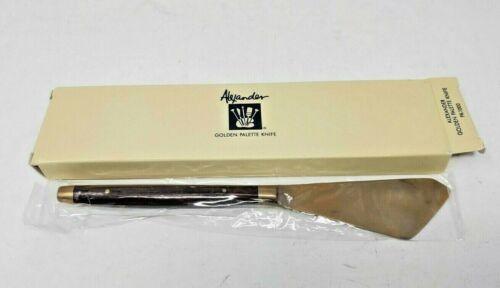 Alexander Golden Palette Knife (Sealed)