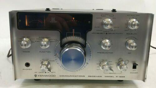 Kenwood R-599 Communications Receiver *MINT*