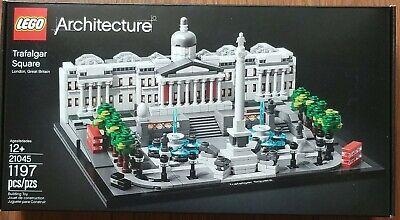 LEGO Architecture Trafalgar Square 21045 Brand New