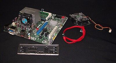 Intel DQ57TM ATX Motherboard Combo w/ i5 3.33Ghz CPU & 4gb DDR3 +Heatsink