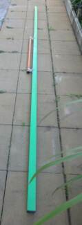 3.6mts Clamped handle Concrete, Landscapers Screed.