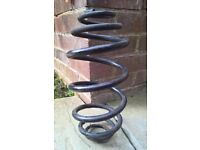Used original rear coil spring for Vauxhall Zafira A (1999-2005)