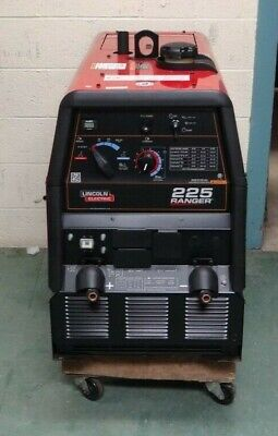 Ri2 Lincoln Electric 225 Ranger Welder Generator - Local Pick Up Only