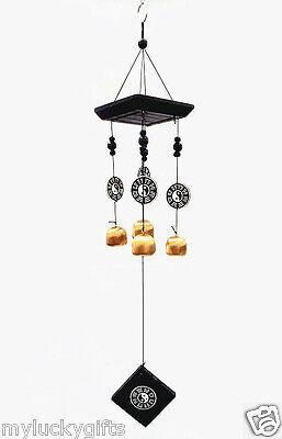 Feng Shui Bagua Wind Chime Hanging