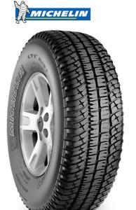 4 pneus Michelin LT275/65R20   comme sur la photo,