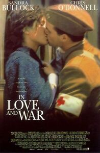 In Love and War original movie poster