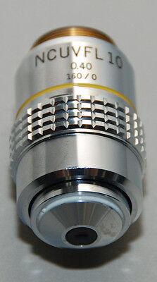 Olympus Ncuvfl 10x 0.40na 1600 Fluorescence Objective