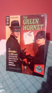 The Green Hornet comic issue 1, 1966