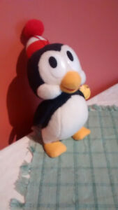 Stuffed toy - Chilly Willy Penguin