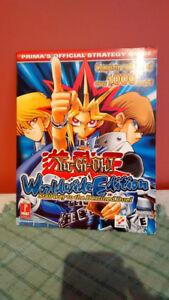 Yu-Gi-OH World Edition Prima Official Strategy Guide