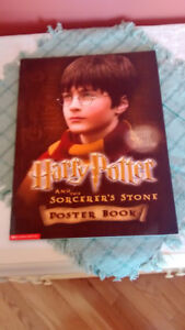 Harry Potter and the Sorcerer's Stone poster book