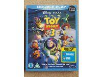 Toy story 3 blu ray