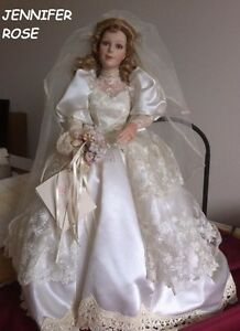 DOLL-JENNIFER  ROSE-THE HAMILTON COLLECTION