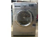 Beko Silver 8kg Washing Machine ***FREE DELIVERY & CONNECTION***3 MONTHS WARRANTY***