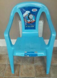 Thomas The Tank Plastic Children's Chair
