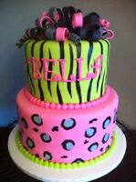 Custom cakes,cake pops and more for all occasions.