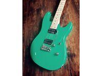 Electric Guitar - Vintage V6M24 Reissued, Ventura Green