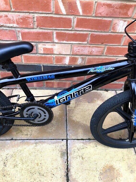 BMX bike for parts
