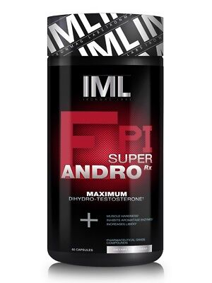 Iron Mag Labs EPI-ANDRO. Muscle Building Supplement for Bodybuilders (IML, EPI)