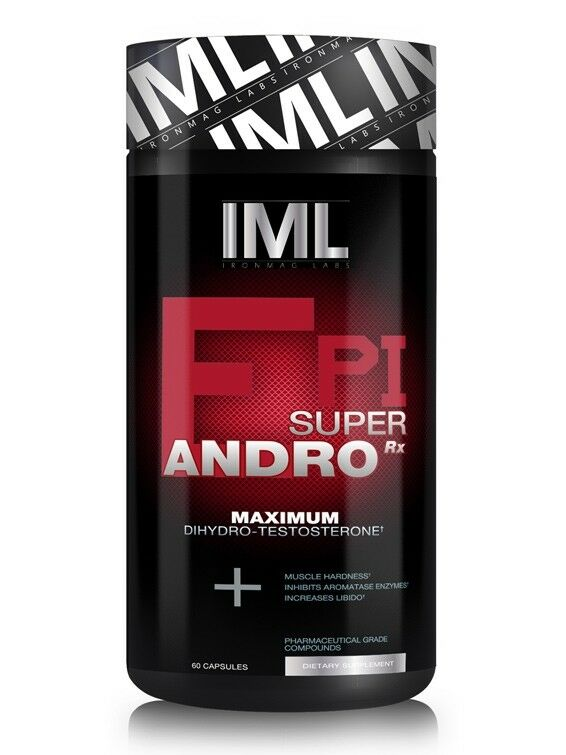 Iron Mag Labs EPI-ANDRO.  Muscle Building Supplement for Bod